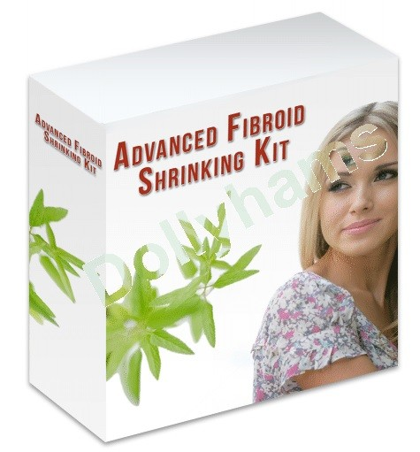 Advanced Fibroid Shrinking Kit