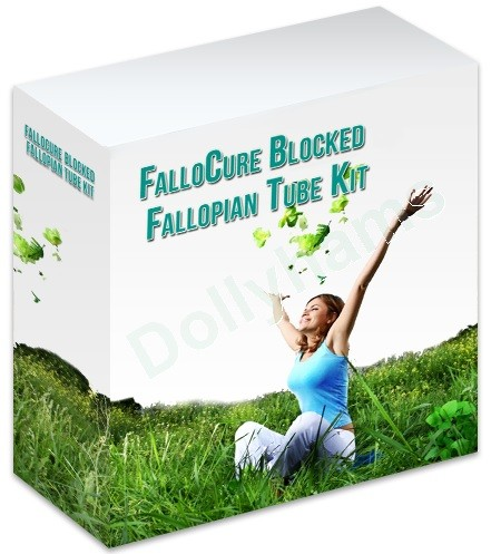FalloCure Blocked Fallopian Tube Kit