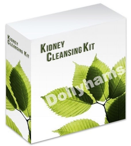 kidney cleansing kit